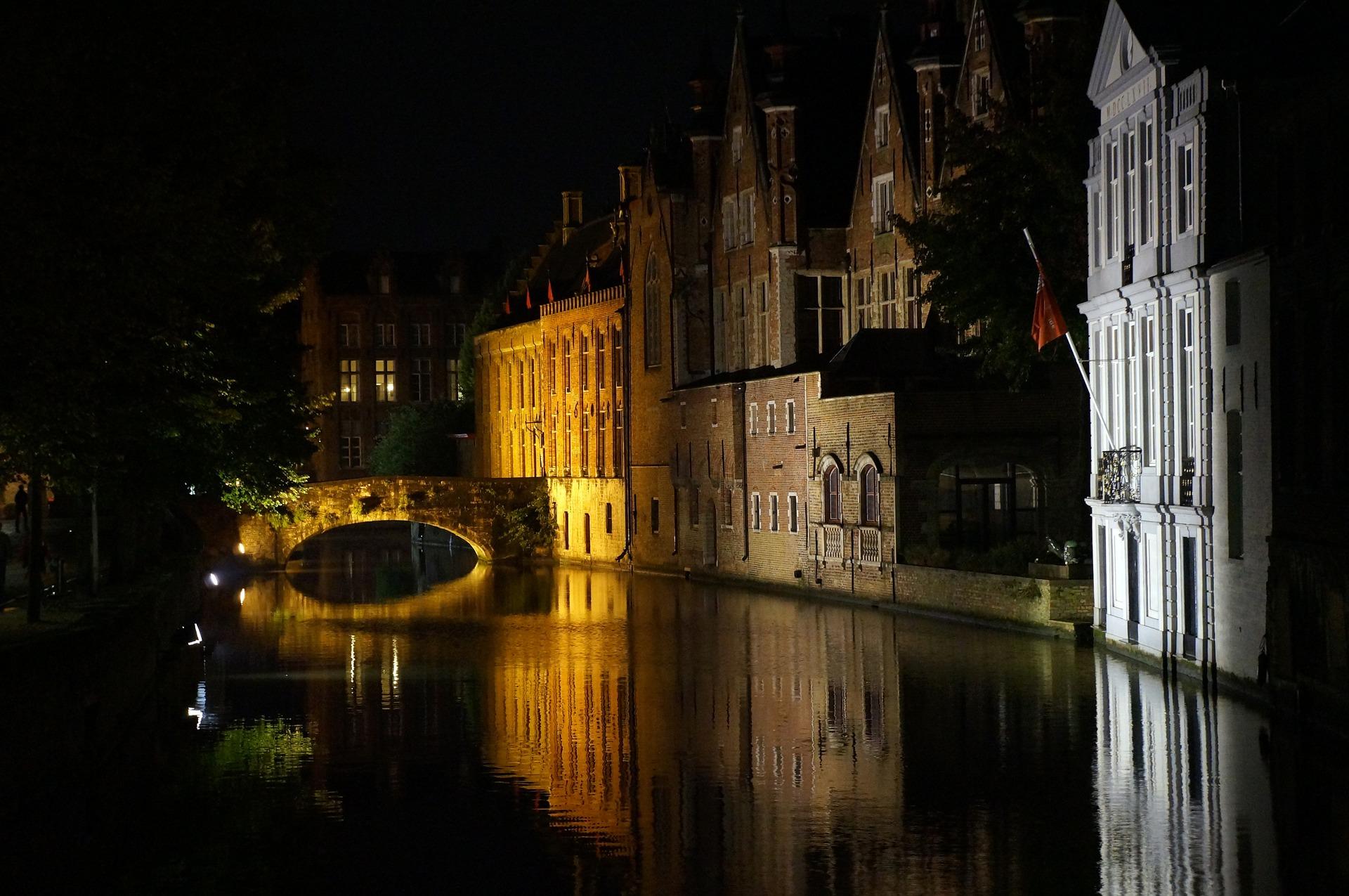 Bruges or Gent