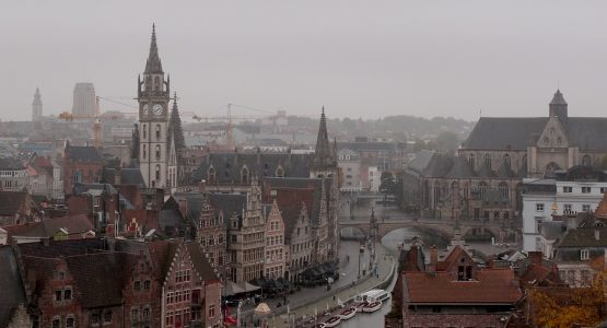 Antwerp limousine service-themed tour-Gent City