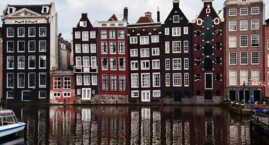 Antwerp limousine service-themed tour amsterdam canals