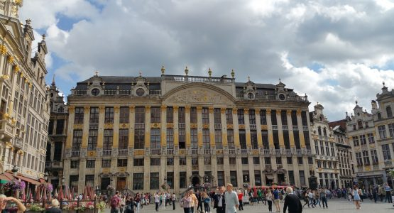 Antwerp limousine service-themed tour brussels 1